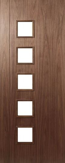 Deanta Doors - Walnut