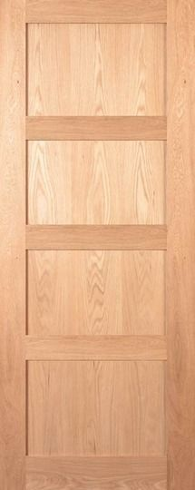 Deanta Doors - Oak